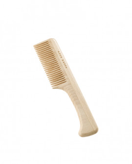 FINE TOOTH COMB WITH HANDLE