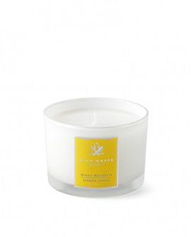 SCENTED CANDLE IN A HIGH QUALITY GLASS